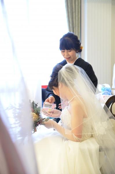 【 パーティレポートvol.1 ★ ブライズルーム編 】 笑顔×笑顔のしあわせwedding♡
