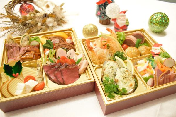 【ご予約販売スタート!】お家で過ごすクリスマス☆ベルナール鶴岡のクリスマスオードブル☆