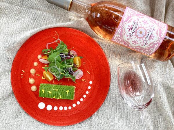 \今週末!/各月2日間開催★ソムリエ厳選ワイン×料理を楽しむ♪ワンランク上のディナー体験【ペアリングディナー】\ご予約受付中/